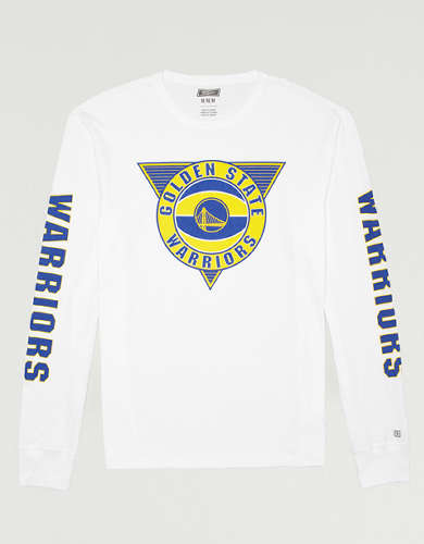 Tailgate Men's Golden State Warriors Long Sleeve T-Shirt
