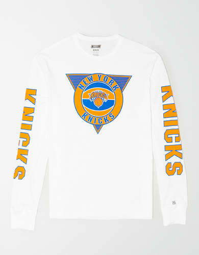 Tailgate Men's New York Knicks Long Sleeve T-Shirt