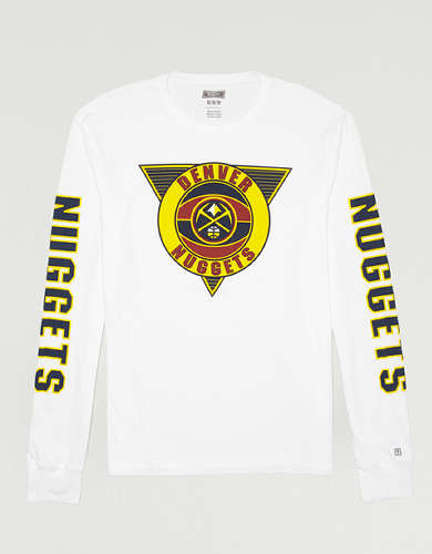 Tailgate Men's Denver Nuggets Long Sleeve T-Shirt