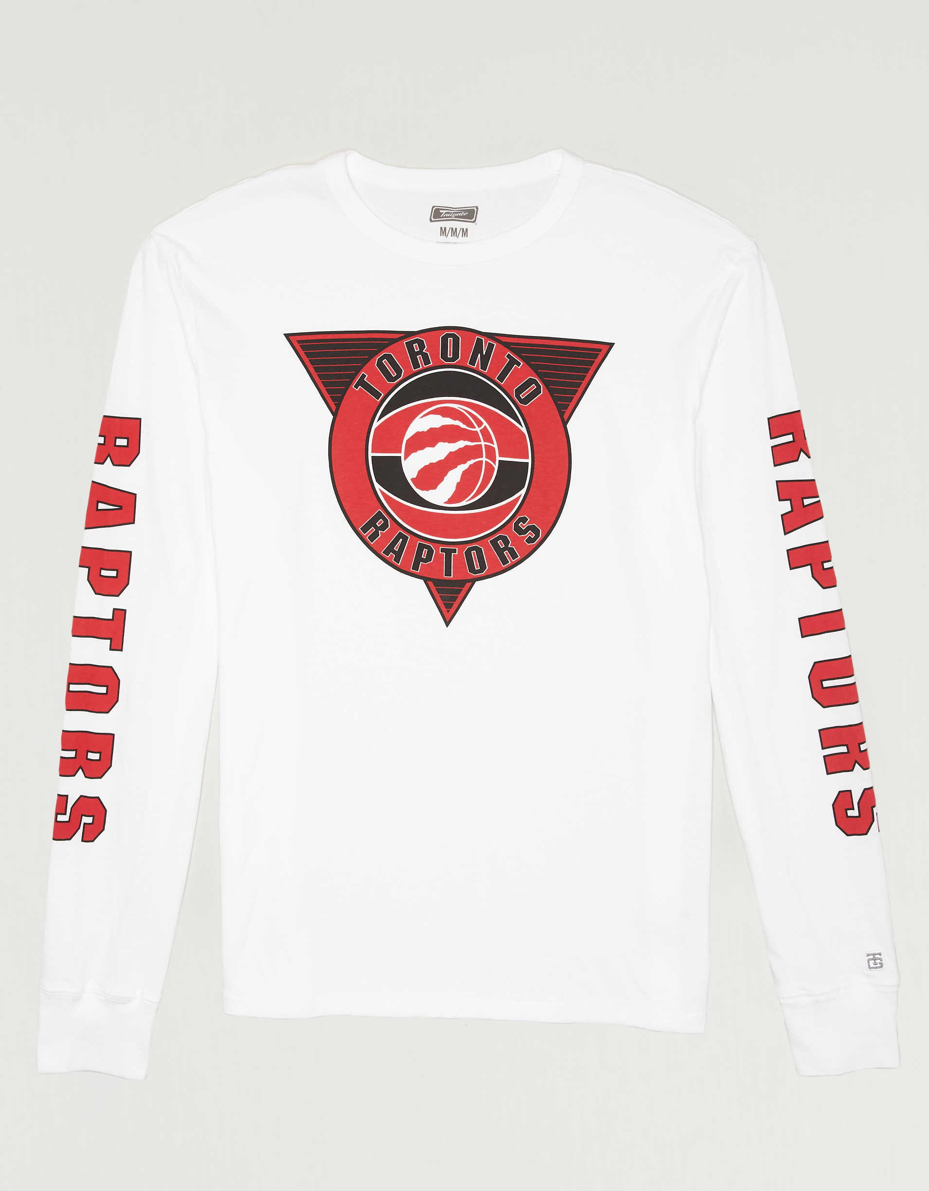 Tailgate Men's Toronto Raptors Long Sleeve T-Shirt