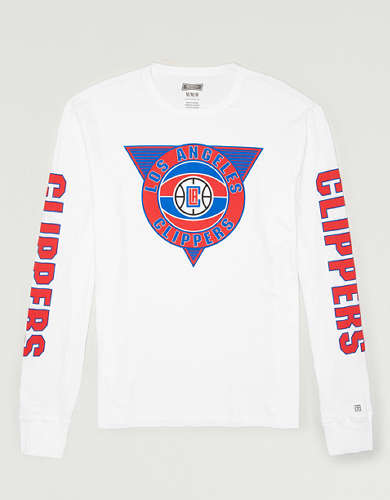 Tailgate Men's LA Clippers Long Sleeve T-Shirt