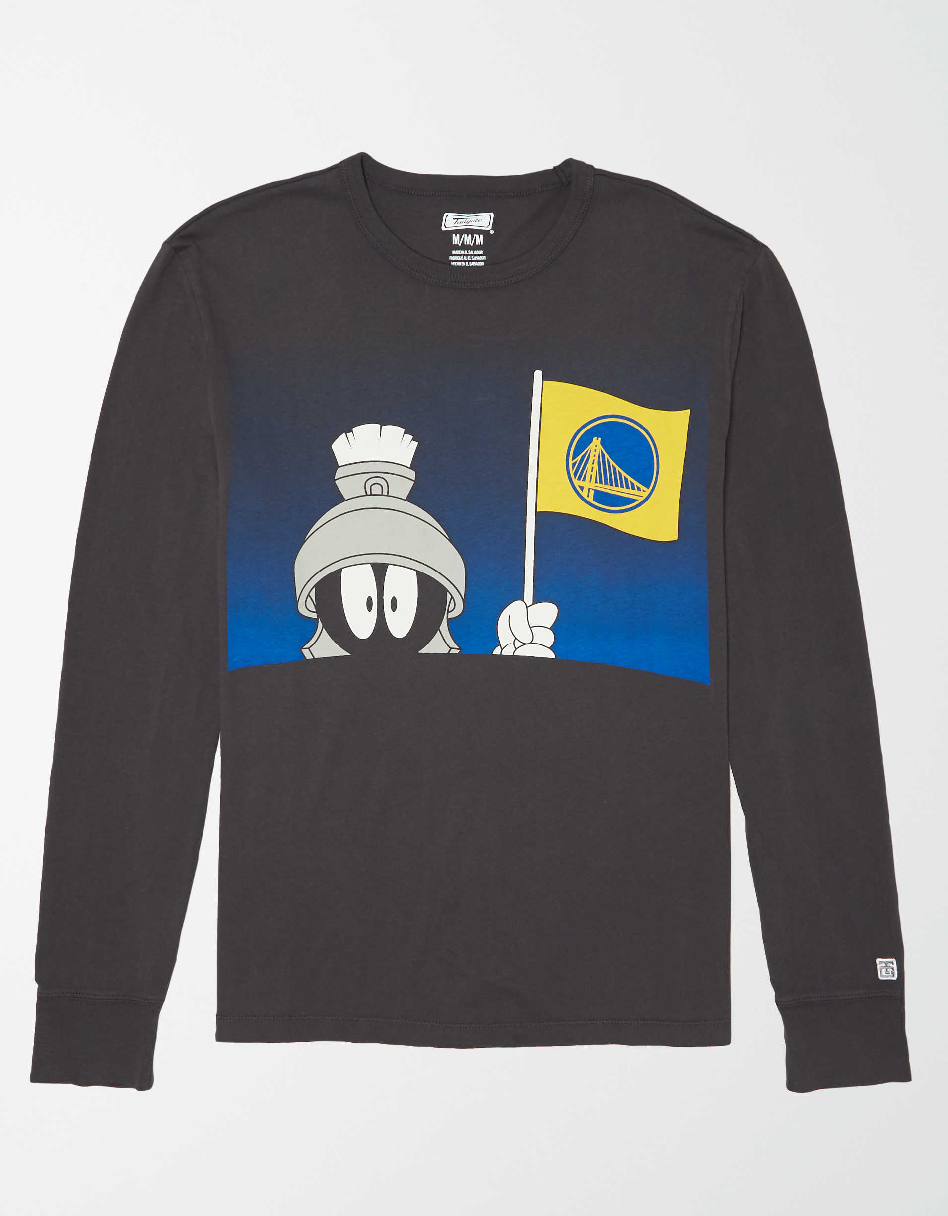 Tailgate Men's Golden State x Looney Tunes Long Sleeve T-Shirt
