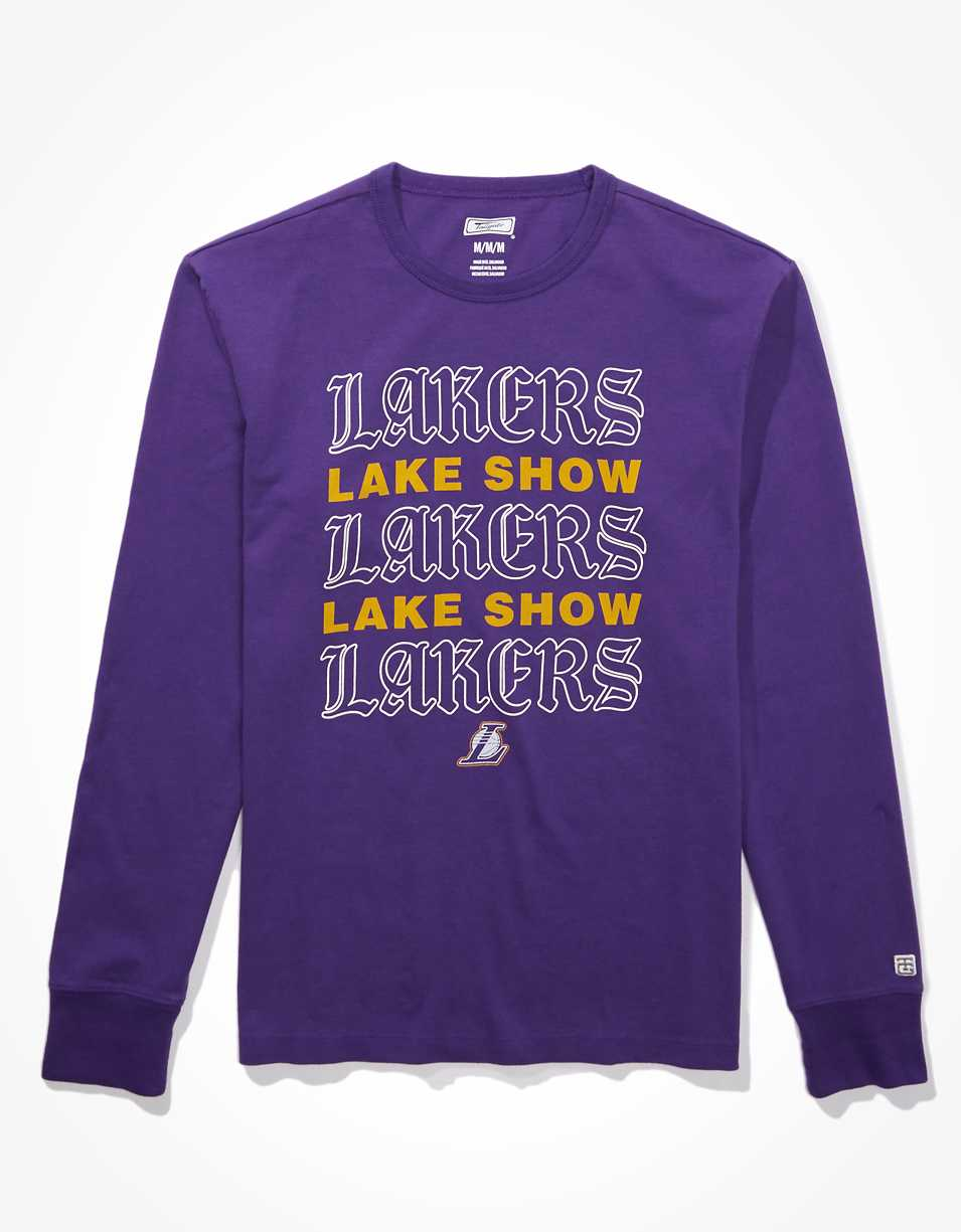 Tailgate Men's LA Lakers Long Sleeve T-Shirt