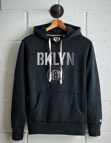 Tailgate Men's Brooklyn Nets Fleece Hoodie - Free Returns