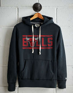 Tailgate Men's Chicago Bulls Fleece Hoodie