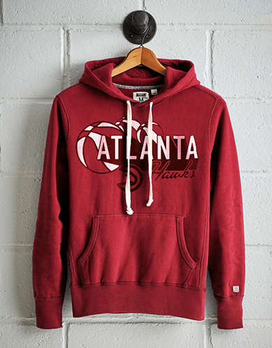 Tailgate Men's Atlanta Hawks Fleece Hoodie - Free Returns