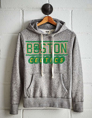 Tailgate Men's Boston Celtics Fleece Hoodie - Free Returns
