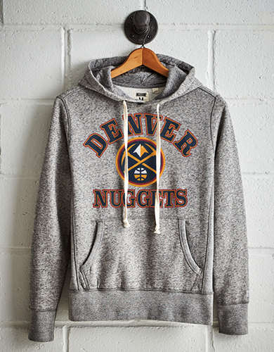 Tailgate Men's Denver Nuggets Fleece Hoodie - Free Returns