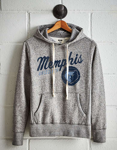 Tailgate Men's Memphis Grizzlies Fleece Hoodie - Free Returns
