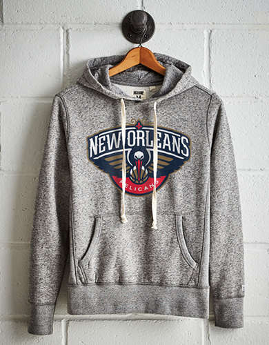 Tailgate Men's New Orleans Pelicans Fleece Hoodie - Free Returns