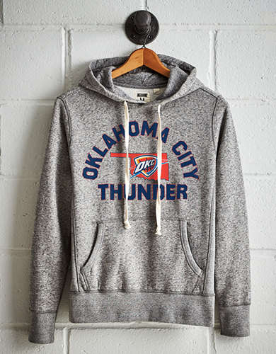 Tailgate Men's Oklahoma City Thunder Fleece Hoodie - Free Returns
