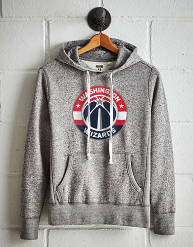 Tailgate Men's Wizards Fleece Hoodie - Free Returns