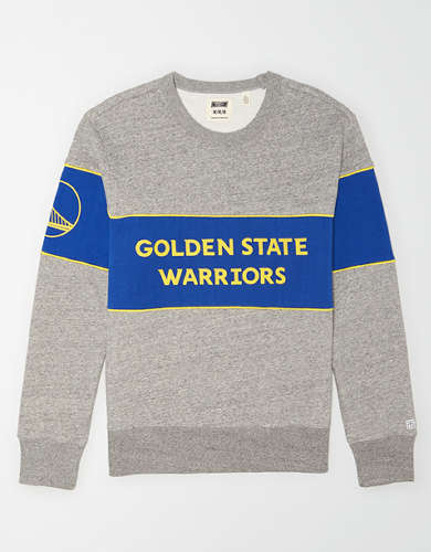 Tailgate Men's Golden State Warriors Fleece Sweatshirt