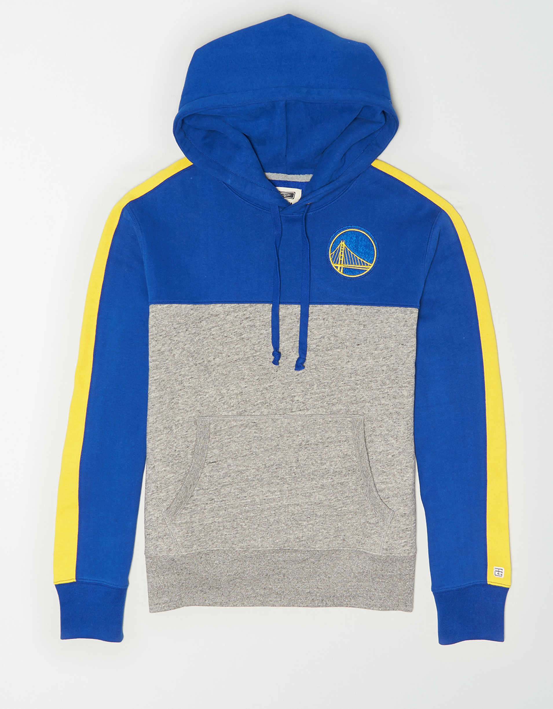 Tailgate Men's Golden State Warriors Pullover Hoodie