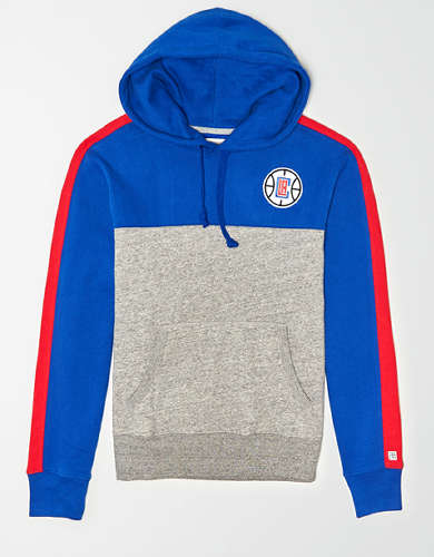 Tailgate Men's LA Clippers Pullover Hoodie