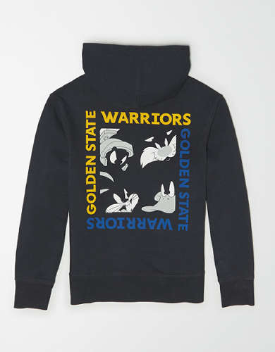 Tailgate Men's Golden State Warriors x Looney Tunes Hoodie