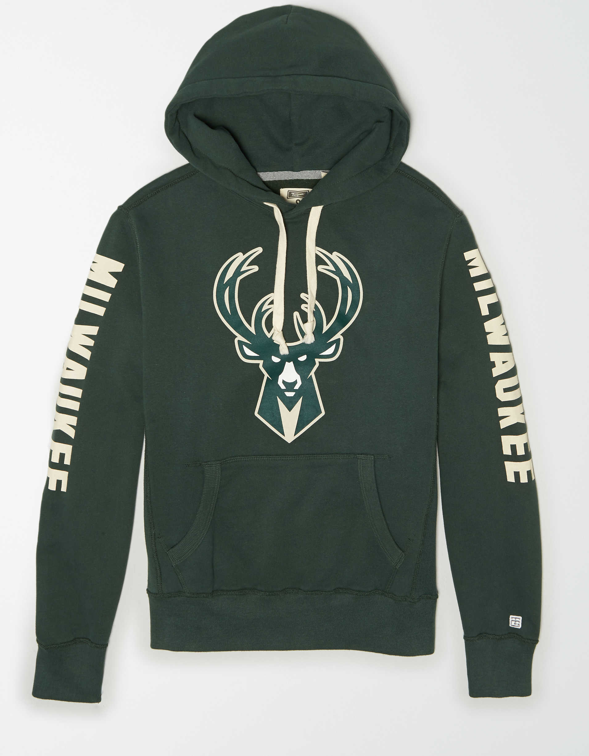 Tailgate Men's Milwaukee Bucks Fleece Hoodie