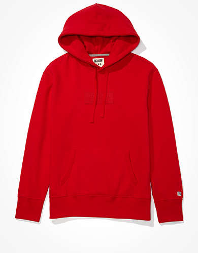 Tailgate Men's Chicago Bulls Tonal Graphic Hoodie