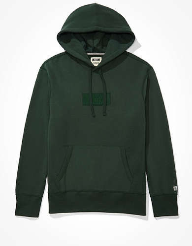 Tailgate Men's Milwaukee Bucks Tonal Graphic Hoodie
