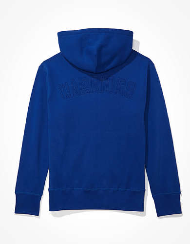 Tailgate Men's Golden State Warriors Tonal Graphic Hoodie