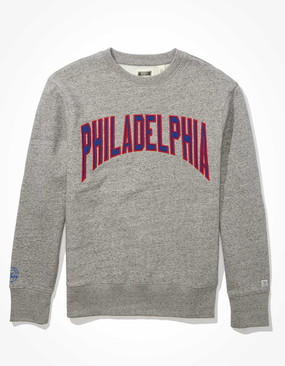 Tailgate Men's Philadelphia 76ers Fleece Sweatshirt