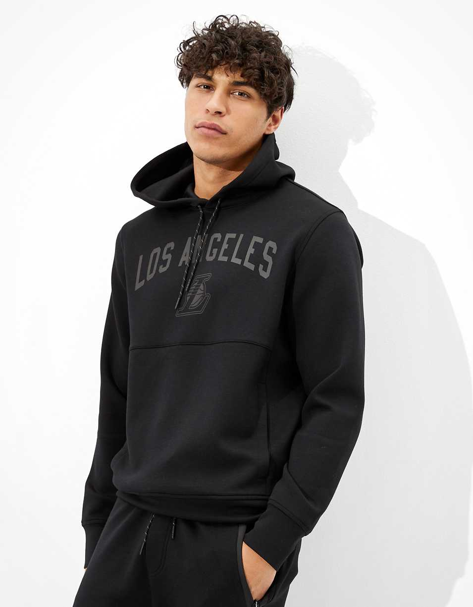Tailgate Men's LA Lakers Active 24/7 Hoodie