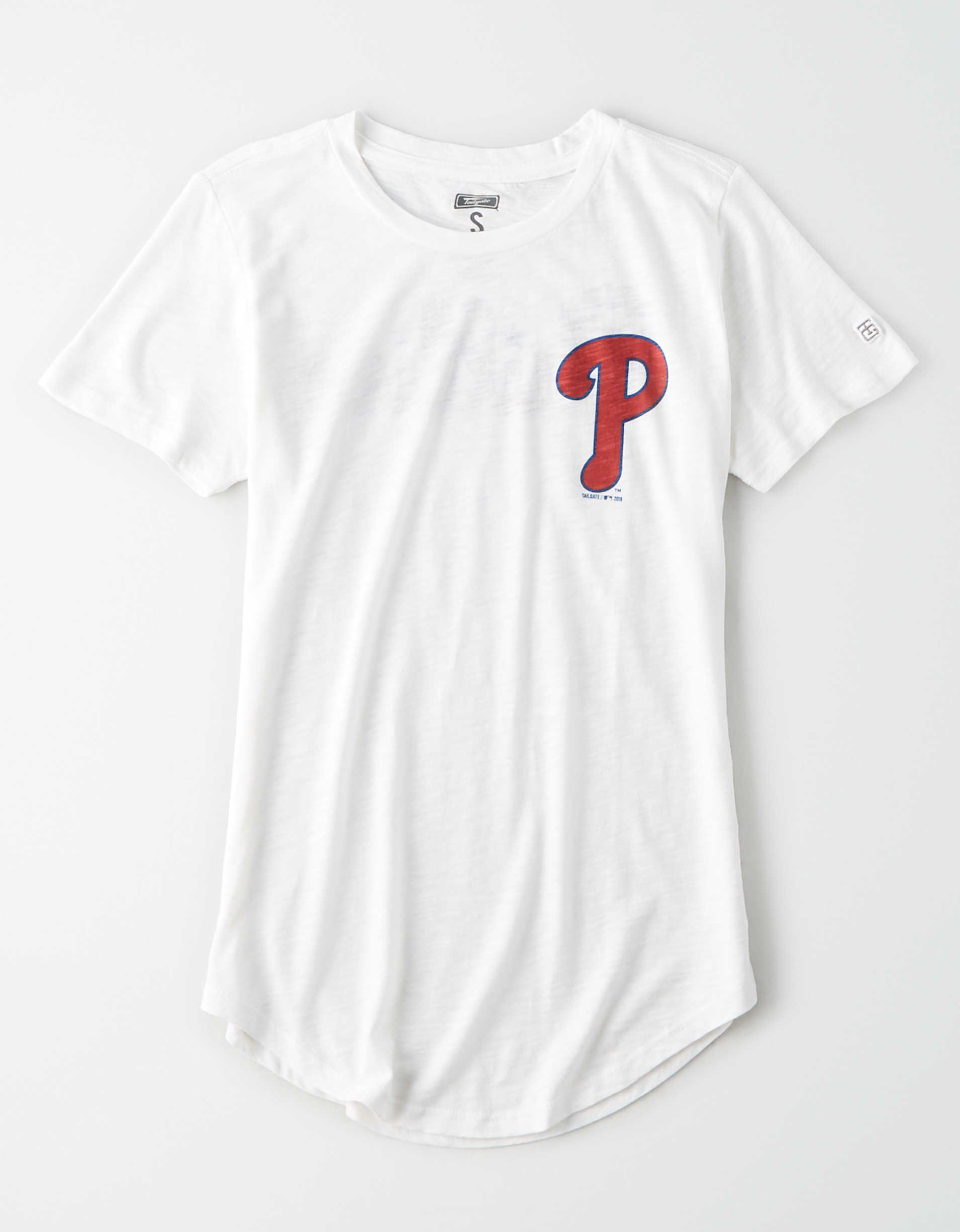 Tailgate Women's Philadelphia Phillies T-Shirt