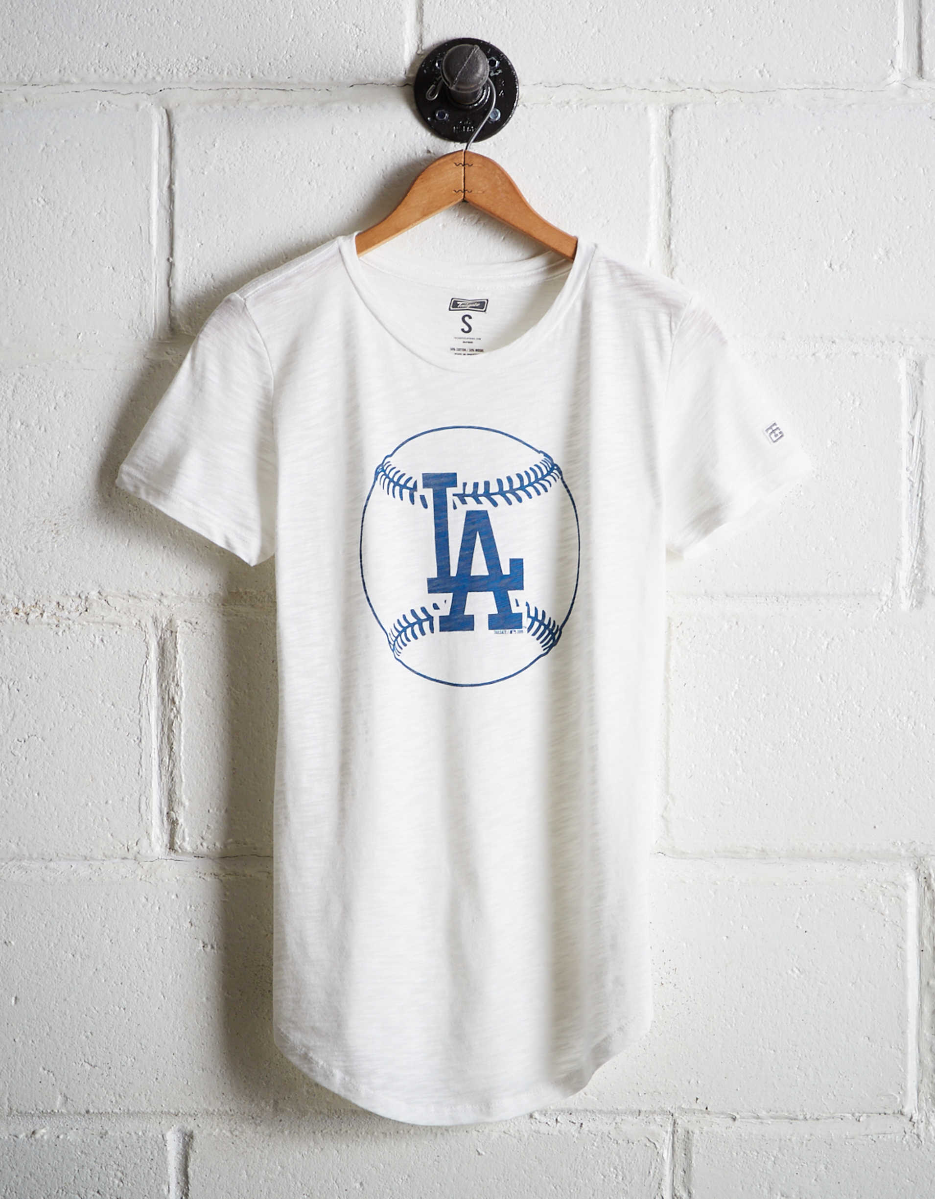 Tailgate Women's LA Dodgers T-Shirt
