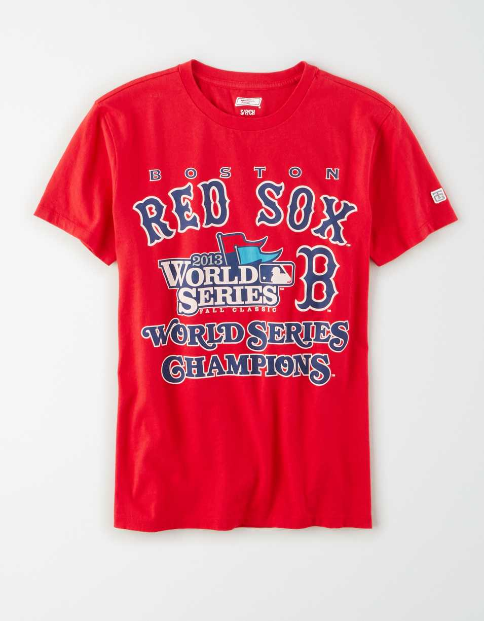 Tailgate Women's Boston Red Sox World Series T-Shirt