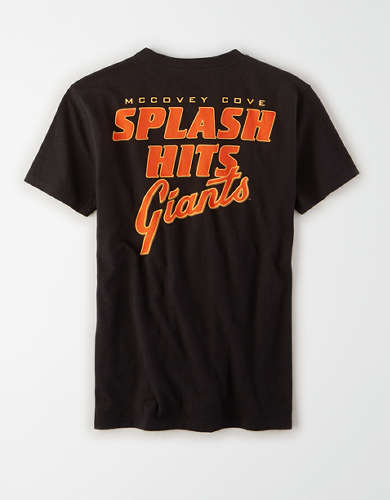 Tailgate Women's San Francisco Giants Graphic T-Shirt