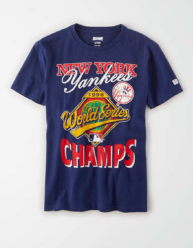 Tailgate Women's New York Yankees World Series T-Shirt