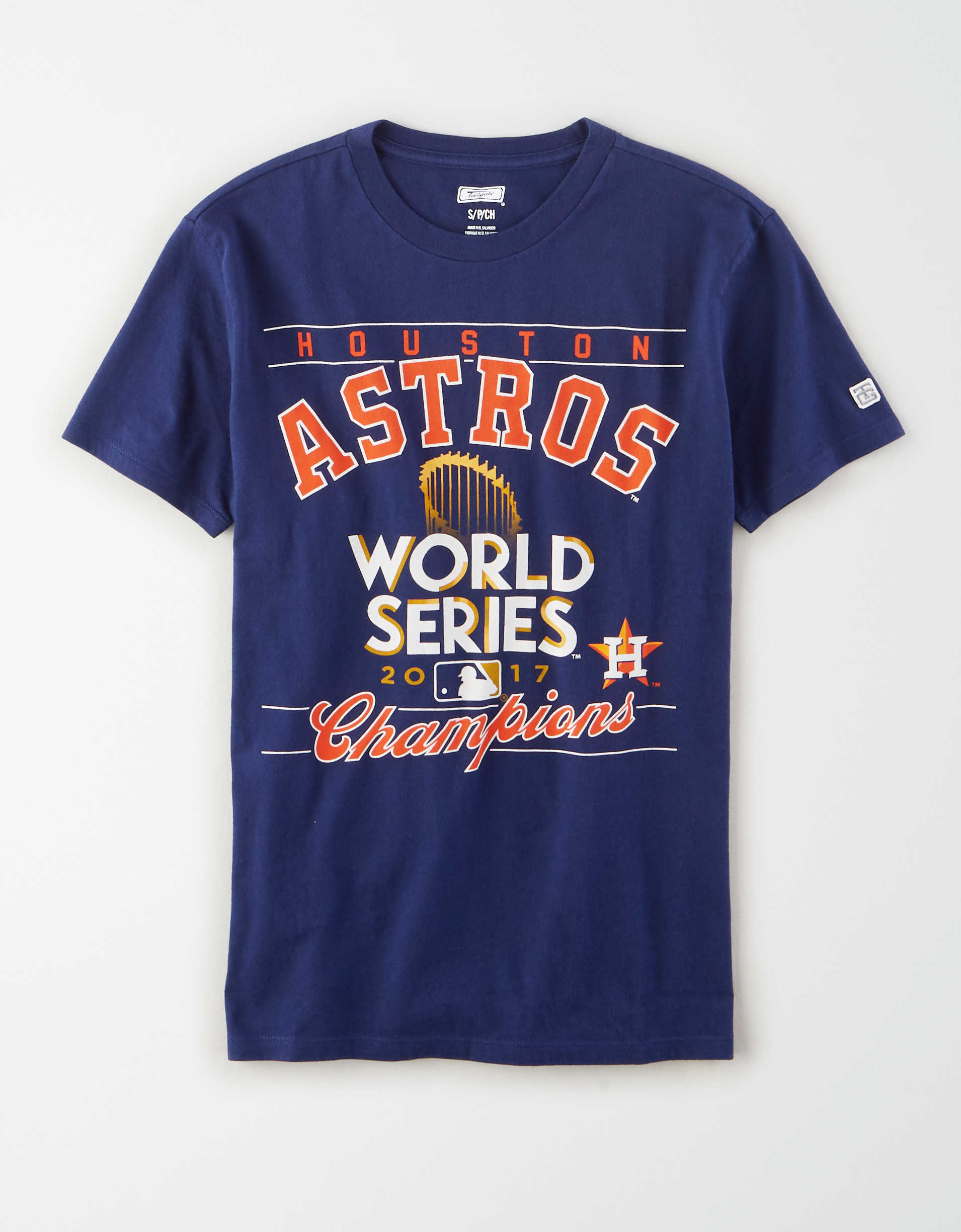 Tailgate Women's Houston Astros World Series T-Shirt