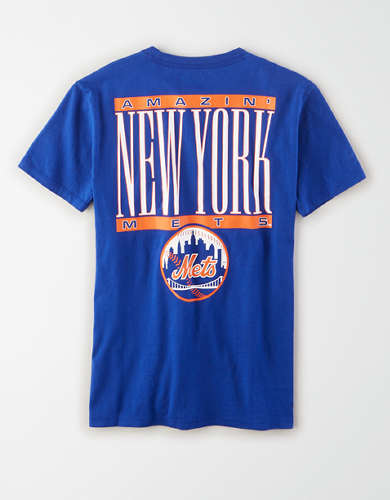 Tailgate Women's New York Mets Graphic T-Shirt
