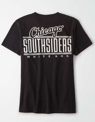 Tailgate Women's Chicago White Sox Graphic T-Shirt