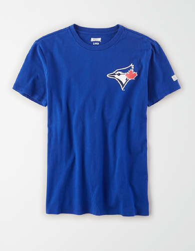 Tailgate Women's Toronto Blue Jays Graphic T-Shirt