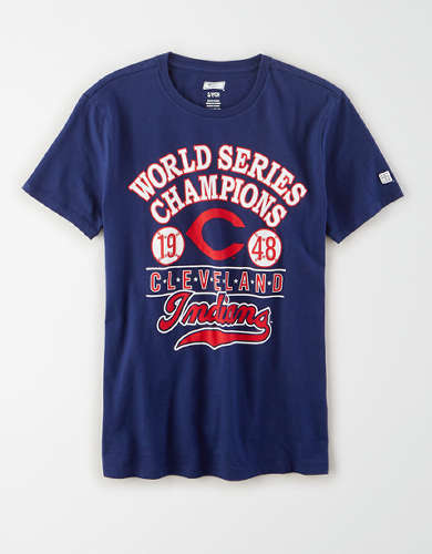 Tailgate Women's Cleveland Indians World Series T-Shirt