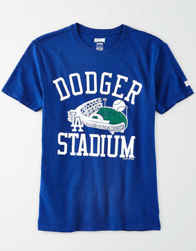 Tailgate Women's LA Dodgers Stadium T-Shirt