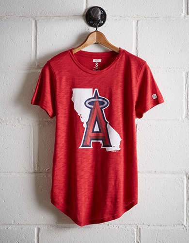 Tailgate Women's Los Angeles Angels California T-Shirt - Free Returns