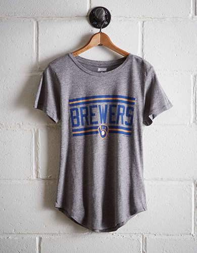 Tailgate Women's Milwaukee Brewers T-Shirt - Buy One Get One 50% Off