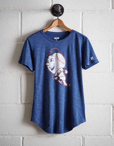 Tailgate Women's New York Mets Mascot T-Shirt - Free Returns