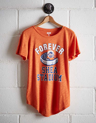 Tailgate Women's New York Shea Stadium T-Shirt - Free Returns