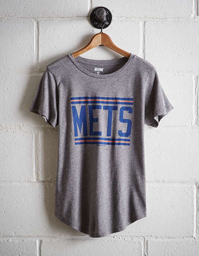 Tailgate Women's New York Mets T-Shirt - Free Returns