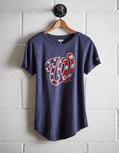 Tailgate Women's Washington Nationals T-Shirt - Buy One Get One 50% Off