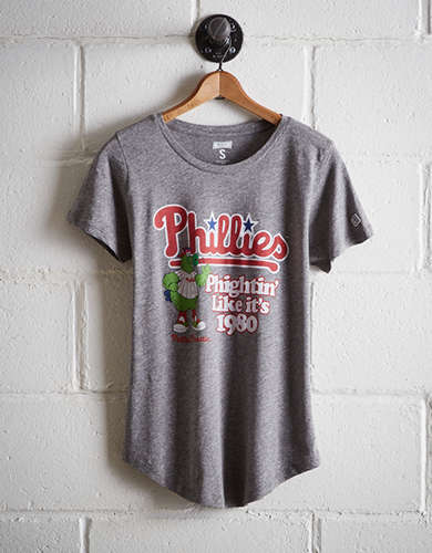 Tailgate Women's Philadelphia Phightin' T-Shirt - Free Returns