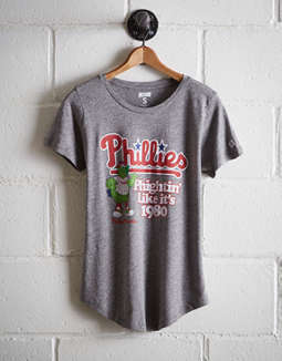 Tailgate Women's Philadelphia Phightin' T Shirt by American Eagle Outfitters