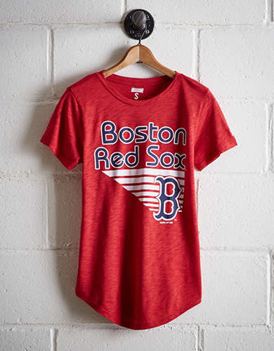Tailgate Women's Boston Red Sox T-Shirt - Free Returns