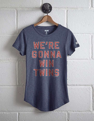 Tailgate Women's Minnesota We're Gonna Win T-Shirt - Free Returns