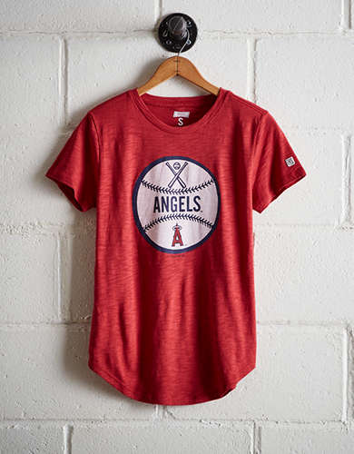 Tailgate Women's Los Angeles Angels T-Shirt - Free Returns