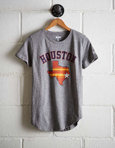 Tailgate Women's Houston Astros T-Shirt - Free Returns