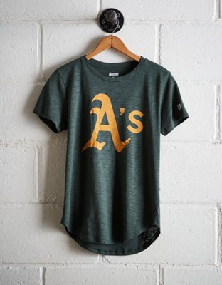 Tailgate Women's Oakland Athletics T Shirt by American Eagle Outfitters